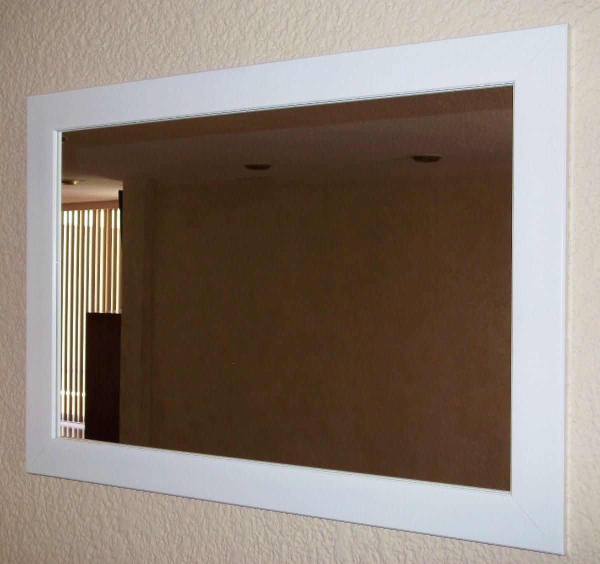 Espejo 70 x 50 cm espejo varios colores con marco 340 for Espejos con marcos modernos