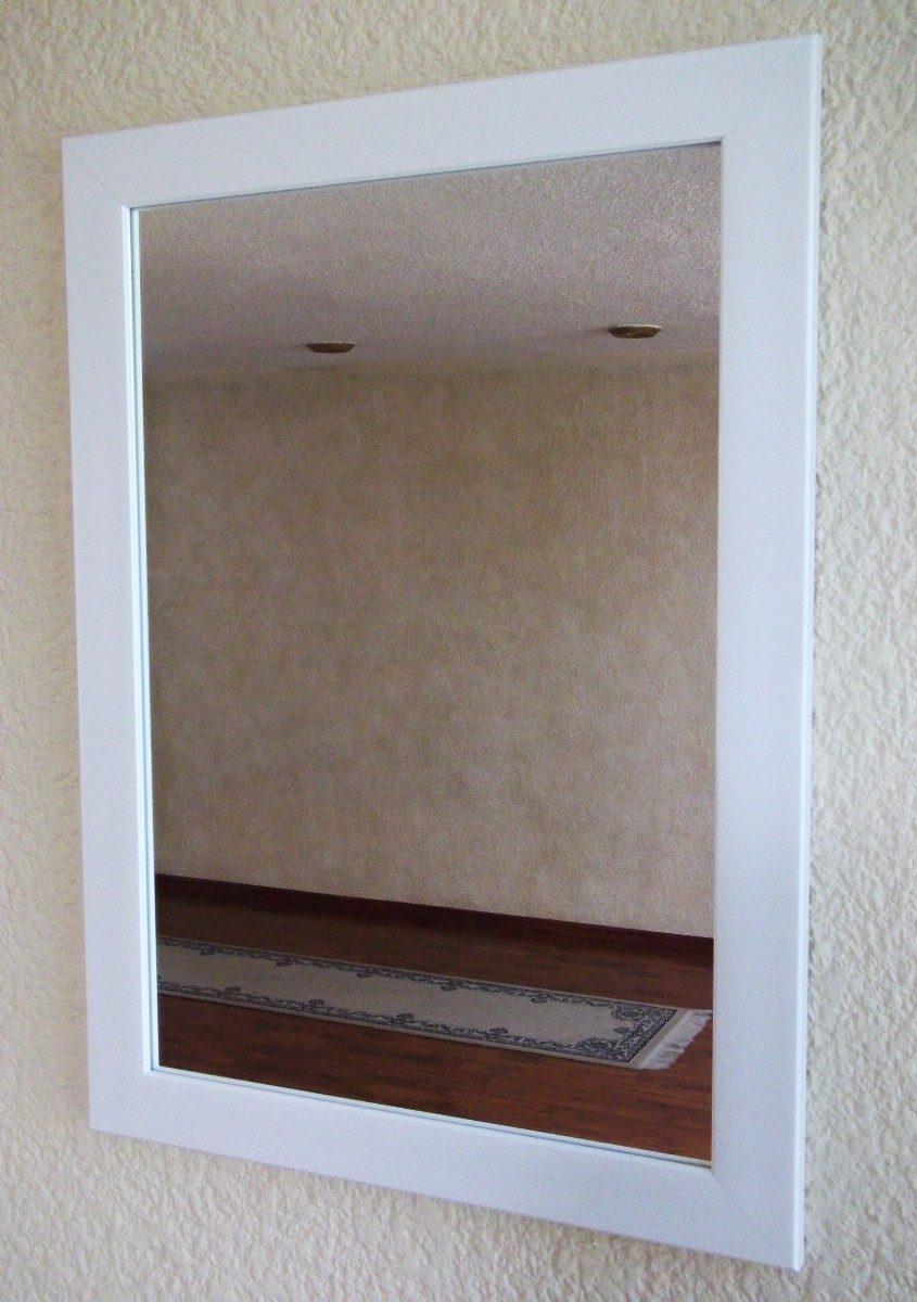 espejo 70 x 50 cm espejo varios colores con marco 340