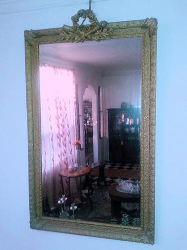 espejo antiguo cruz montt