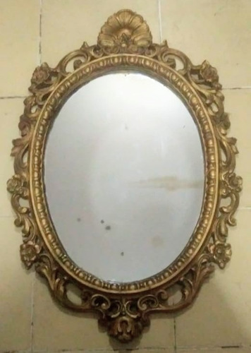 espejo antiguo del siglo xix