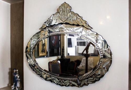 espejo antiguo estilo veneciano