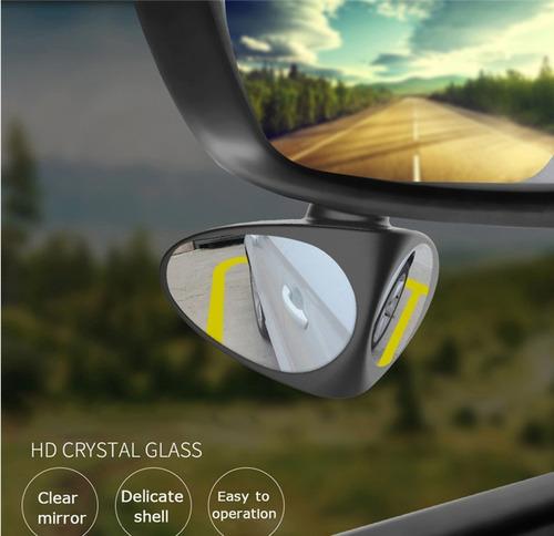 espejo auxiliar auto jetta audi vw van universal 2 vistas