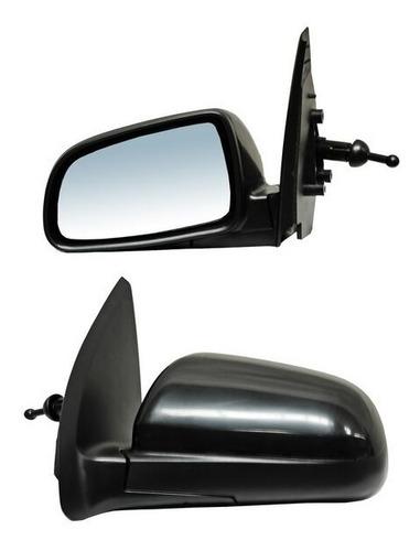 espejo chevrolet aveo 08-09-10-11-12-13-14 manual derecho