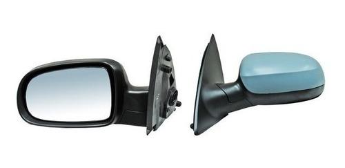 espejo chevrolet corsa 2005-2006-2007 elec c/desem derecho