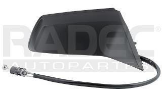 espejo chevrolet cutlass 1995-1996 c/control negro