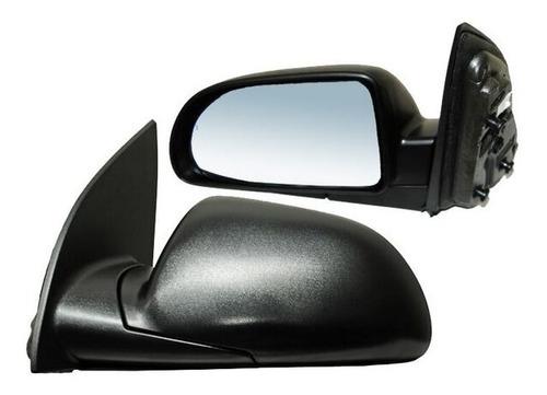espejo chevrolet equinox 2005-2006-2007 elec negro derecho