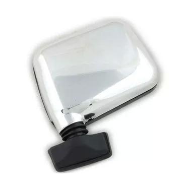 espejo chevrolet luv 92 93 94 95 96 cromado derecho