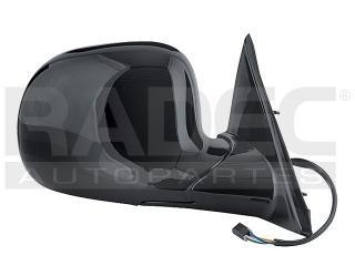 espejo chevrolet s-10 1995-1996-1997 elec negro