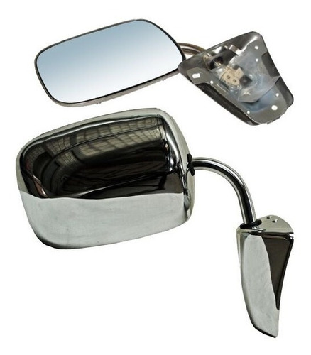 espejo chevrolet silverado 1983-1984-1985 cromo derecho