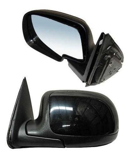 espejo chevrolet silverado2002-2003-2004 ngro liso derecho