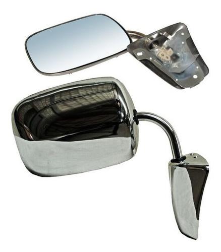 espejo chevrolet suburban 1986-1987-1988 cromo derecho