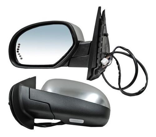 espejo chevrolet suburban 2008-2009 elect cromo derecho
