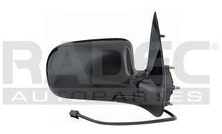 espejo chevrolet venture 2002-2003-2004 elec negro