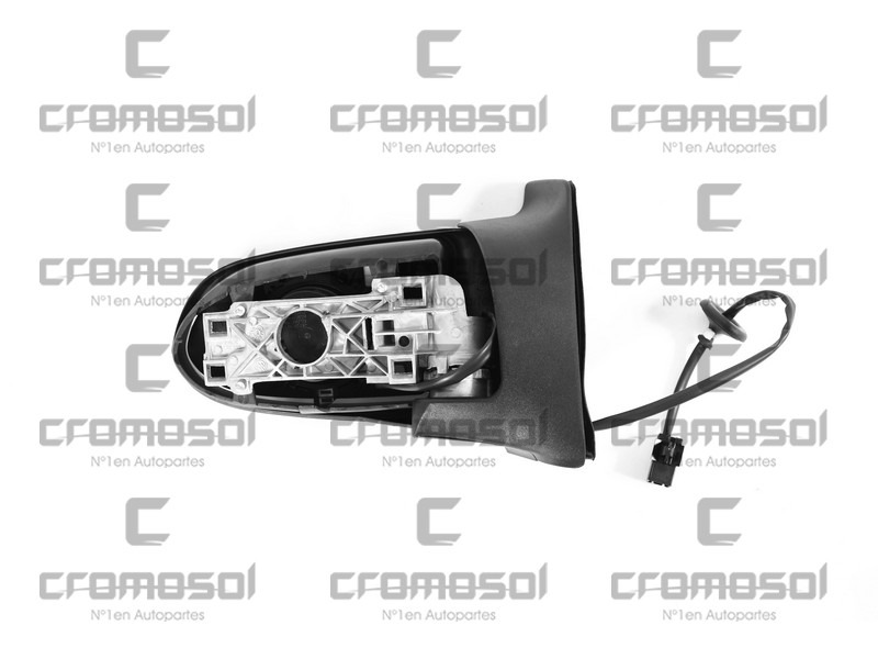 Espejo Chevrolet Zafira F2 Derecha Electric Stapa Spj 0311