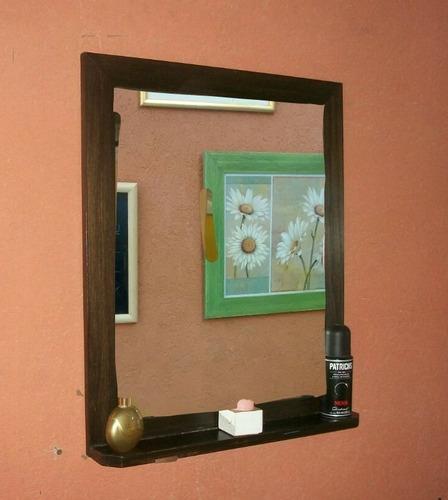 espejo con estante para baño!!0,58 x 0,48cm