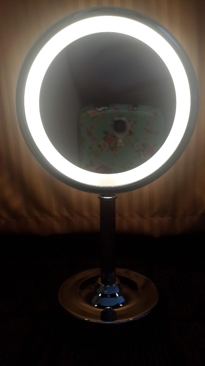 espejo con luz para tocador peinadora para maquillar