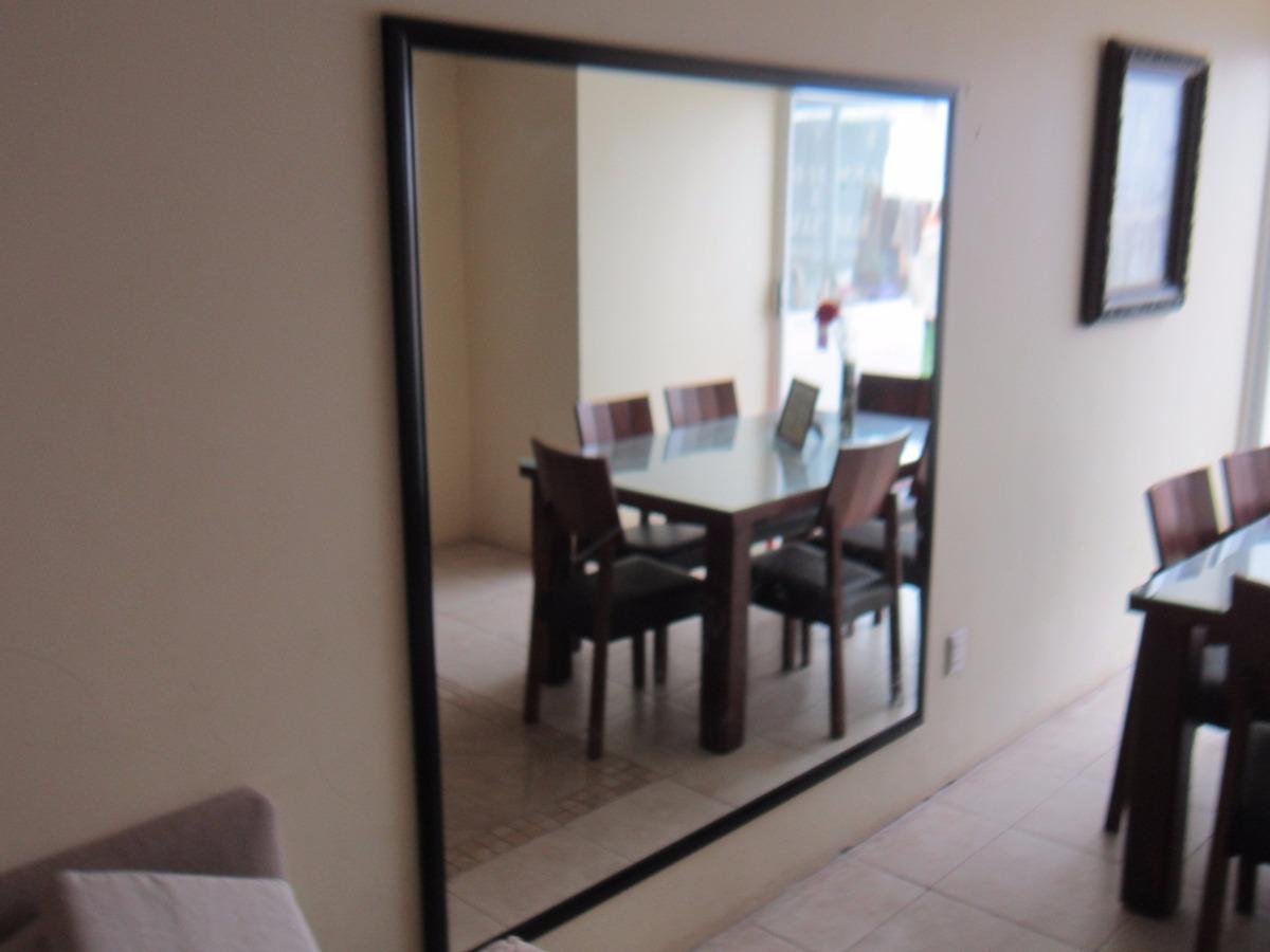 Espejo con marco de aluminio de 1 en mercado libre - Aluminio espejo ...