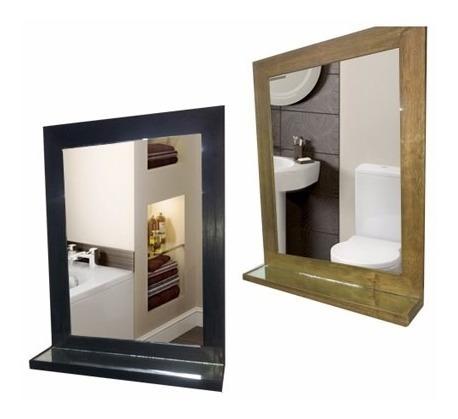espejo con repisa   living comedor baño habitacion oferta!!!