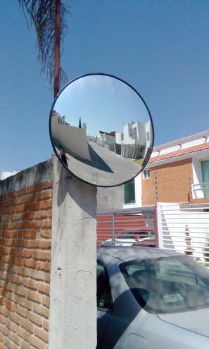 espejo concavo - convexo 20 pulgadas - $1,900