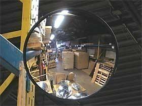 Espejo Concavo Vidrio 45cm Para Interios Bs