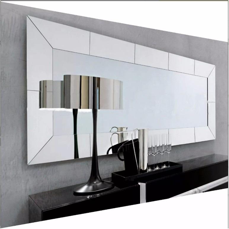 Espejo Cristal - Nouveau Art Deco - Marco Espejo T140x80cm - $ 4.999 ...