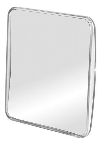 espejo cuadrado de succion con aumento 10x conair 41947mx