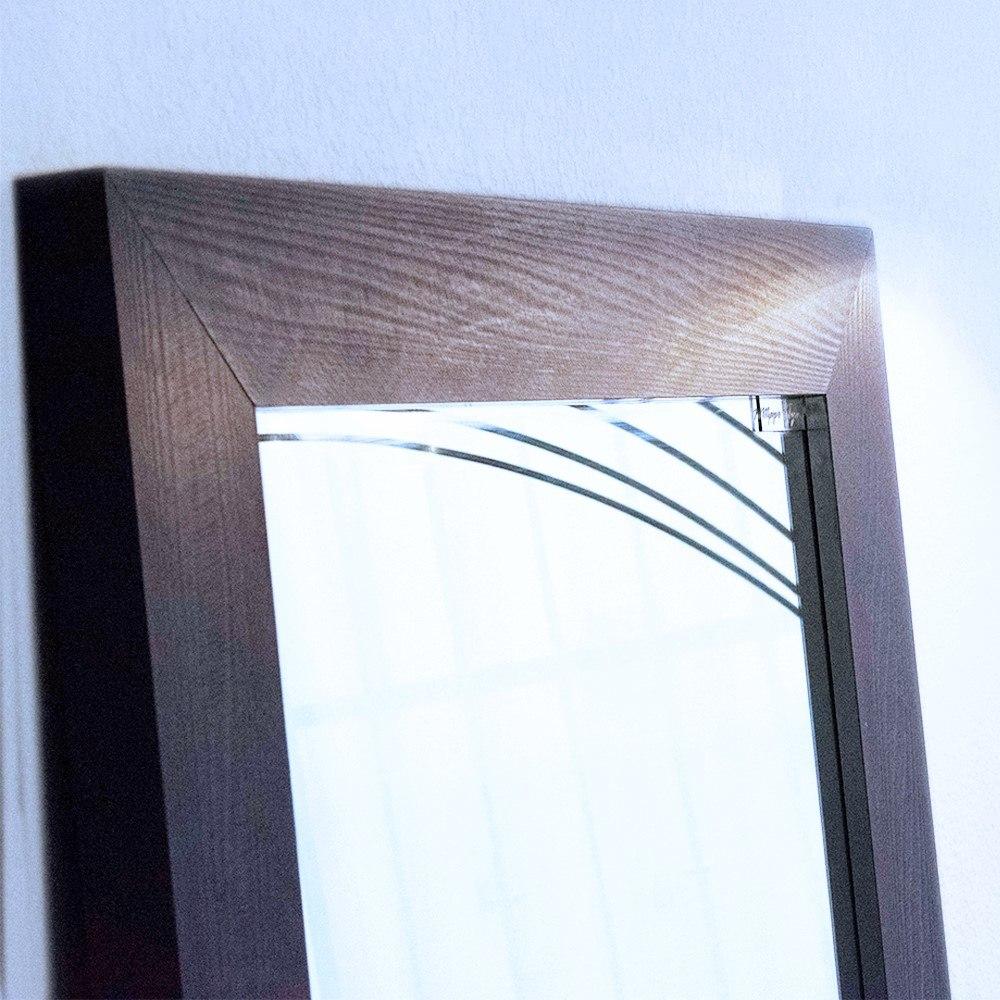Espejo cuerpo completo decorativo sala comedor recamara for Espejo cuerpo completo