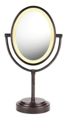 espejo de 1x/7x ovalado be47bres