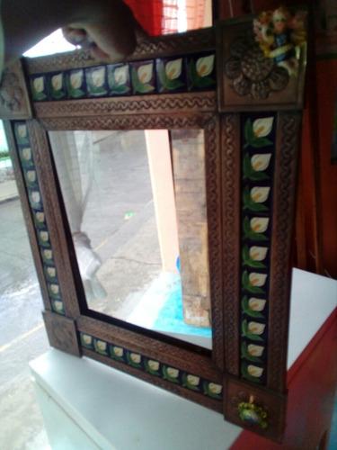 espejo de antiguedades