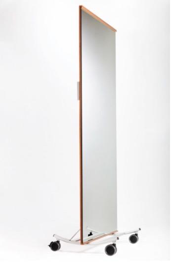 6cf722a4bf Espejo De Ballet Móvil Modelo Billy Con Ruedas - $ 25,000.00 en ...