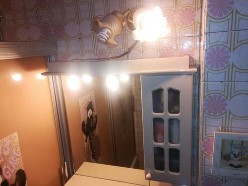 espejo de baño hermosisimo