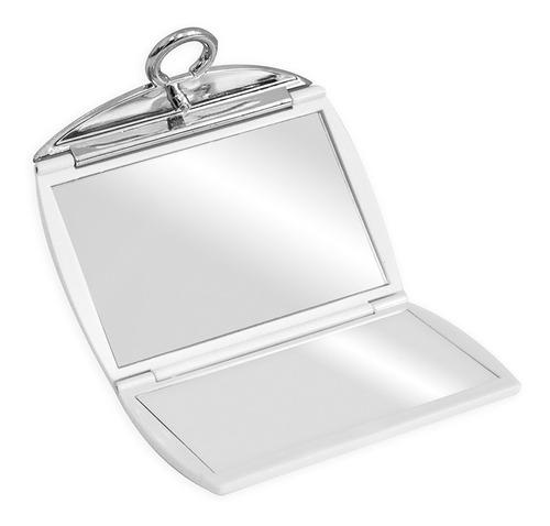 espejo  de bolsillo  vista normal y 3x conair 41945mx