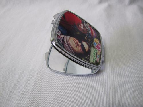 espejo de cartera personalizado. regalo día de la madre!!!