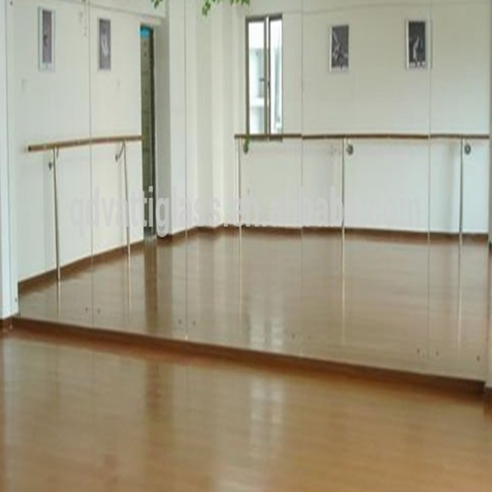 Espejo De Pared Para Danza Gym Hotel Salon De Baile Etc 2 800 00