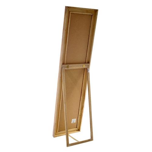 espejo de pie madera 44 x 174 cm