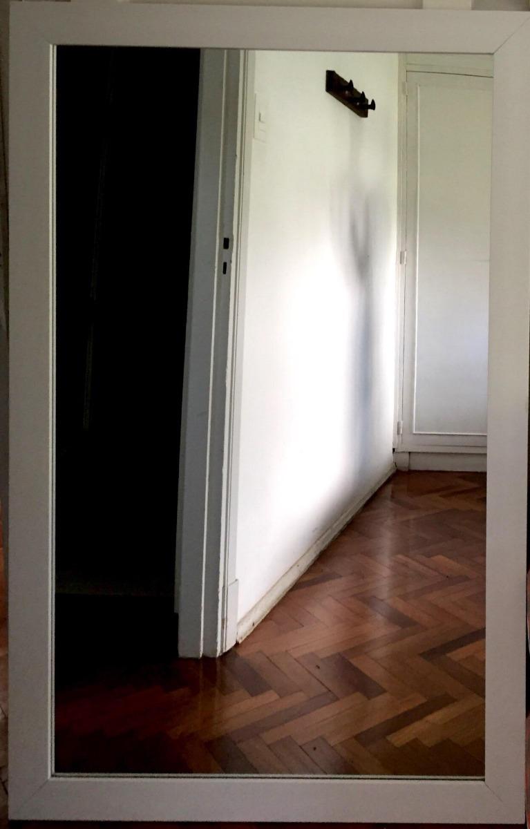 Espejo De Pie O Para Colgar. Marco De Madera Blanco - $ 2.000,00 en ...