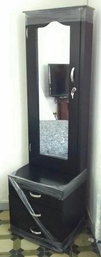espejo de pie solterón / tocador envio gratis medellin
