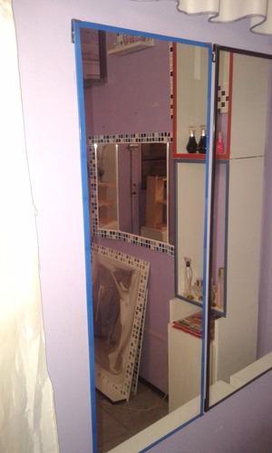espejo de placard liquidacion dekohogar