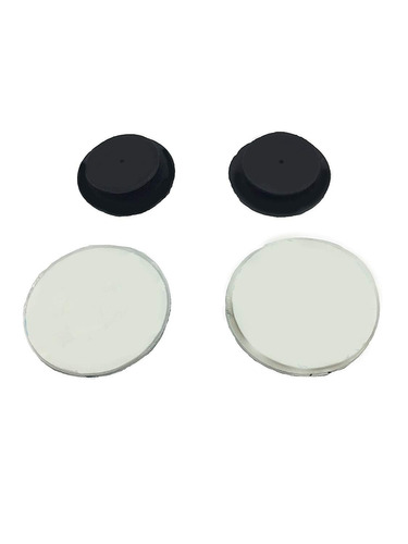 espejo de punto ciego, espejo retrovisor de 360 grados,...