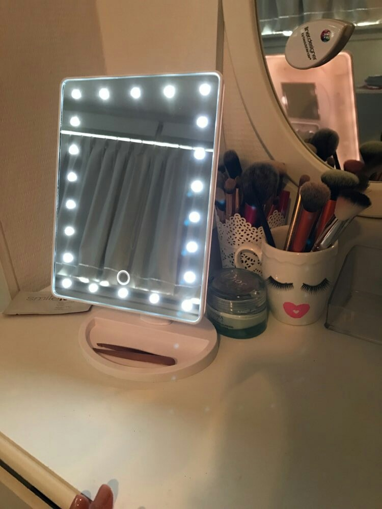 Espejo de tocador con luz led s 89 99 en mercado libre - Espejos de tocador con luz ...