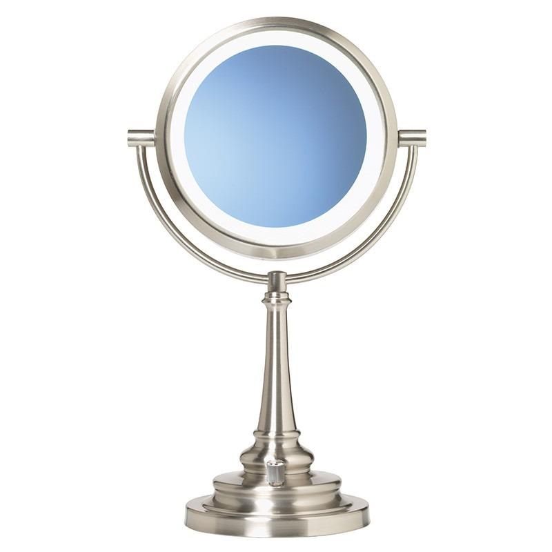 espejo de tocador sunter vanity con luz en
