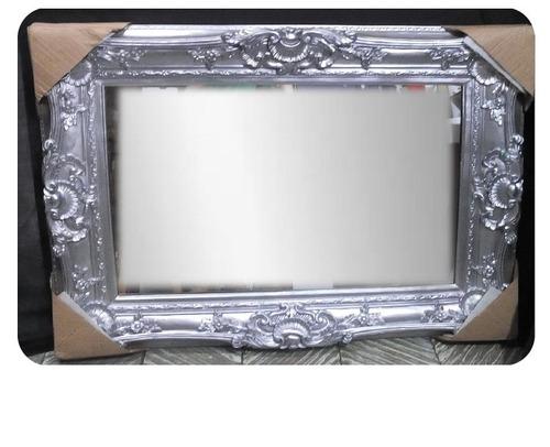 espejo decoración (sala,baño,alcoba) medida 60x90 cm