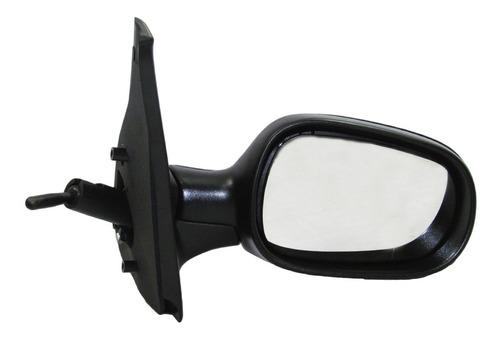 espejo derecho manual renault symbol clio 2004 a 2012 tw