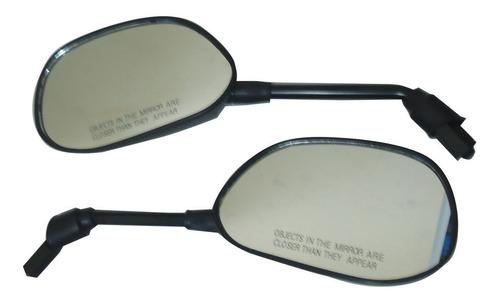 espejo derecho original p/ yamaha fz fi p/ ybr 250 yuhmak