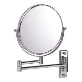 Espejo Doble Cara De Aumento Móvil Para Baño1