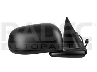 espejo dodge dakota 2008-2009-2010-2011 elec c/desem negro