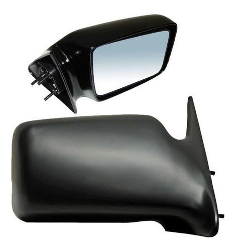 espejo dodge dakota pick up 1987-1988-1989 negro derecho