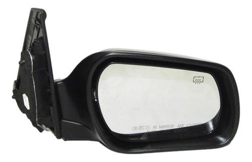 espejo electrico derecho mazda 3 2005 a 2012 negro tw