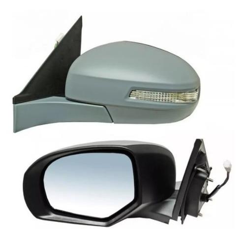 espejo electrico izquierdo suzuki swift 2011-2016 c/señaliz.