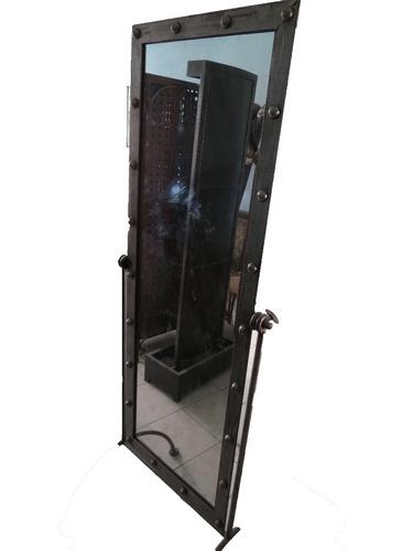 espejo en hierro sp0
